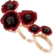 Five Flowers Ring