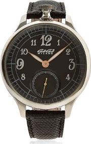Limited Edition Silver Classic Watch