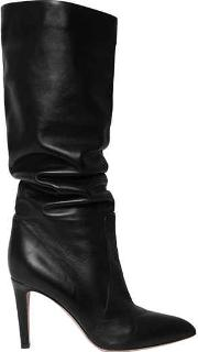 85mm Nappa Leather Boots