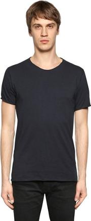 Cotton Jersey T Shirt