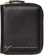 Zanotti Signature Zip Around Wallet