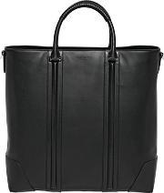 Lc Smooth Leather Tote Bag