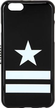 Star Printed Rubber Iphone 6 Case