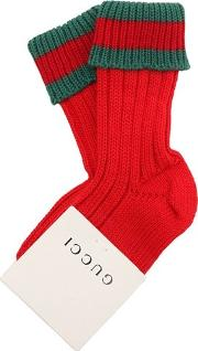 Knitted Cotton Socks