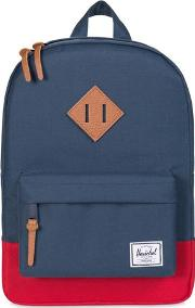 Heritage Nylon Backpack