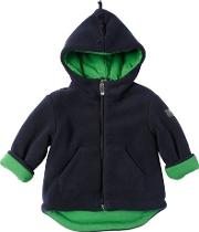 Dino Hooded Fleece Jacket