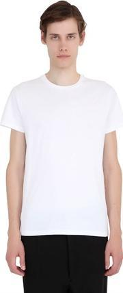 Essential Slim Fit Cotton T Shirt
