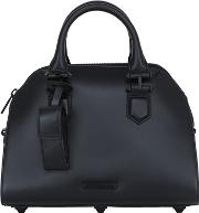 Holly Smooth Leather Top Handle Bag