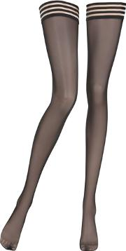 Tulle Stay Up Thigh High Stockings