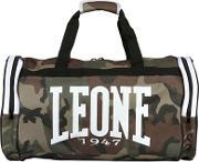 Camouflage Nylon Gym Bag