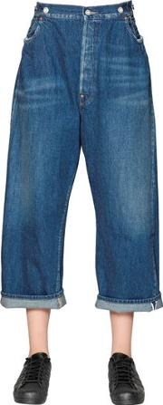 1915 501 Customized Cotton Denim Jeans