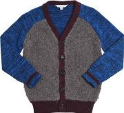 Tricot & Boucle Cardigan