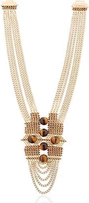 Chapter Two Tiger's Eye Necklace