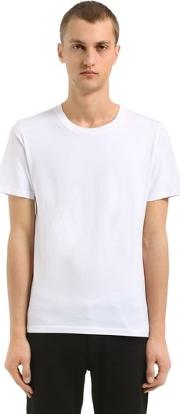 3 Pack Of Cotton Jersey T Shirt