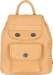 Kyoto Leather Backpack