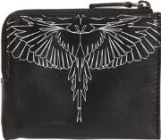 Asier Printed Leather Wallet