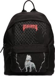 Dogo Printed Tech Backpack