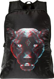Panther 3d Print Nylon Backpack
