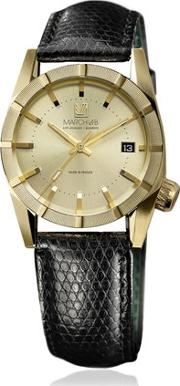 Am59 Electric Gold Watch