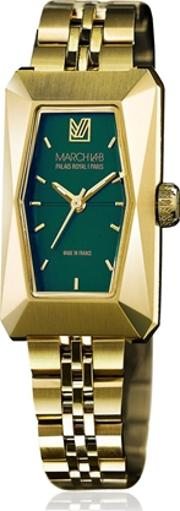 Montpensier Electric Emerald Watch