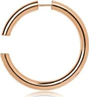 Disrupted 40 Mono Earring