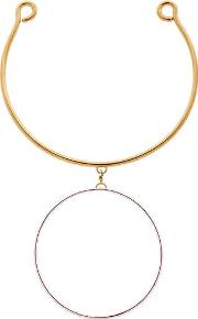 Hoops I Did It Again Necklace