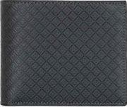 Wimbledon Embossed Leather Wallet