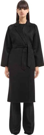Marlo Cashmere Long Coat