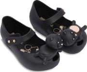 Scented Cat Rubber Ballerina Flats