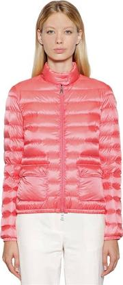 Lans Longue Saison Nylon Down Jacket