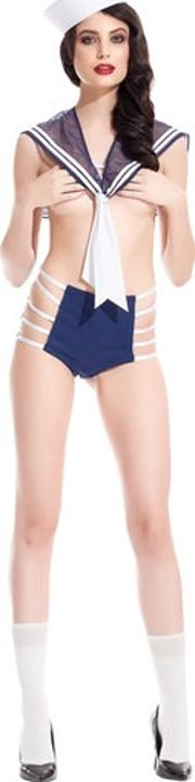 Mesh Sailor Outfit