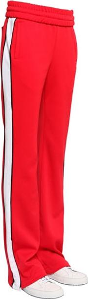 Flared Track Pants W Side Bands