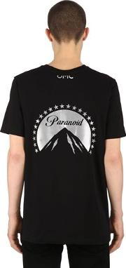 Paranoid Pictures Cotton Jersey T Shirt