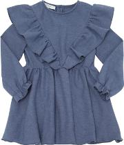 Cotton Flannel Dress