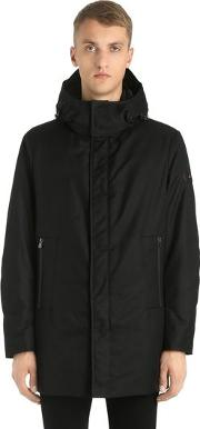 Piaza Sl Hooded Down Coat