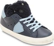 Bear Leather Sneakers