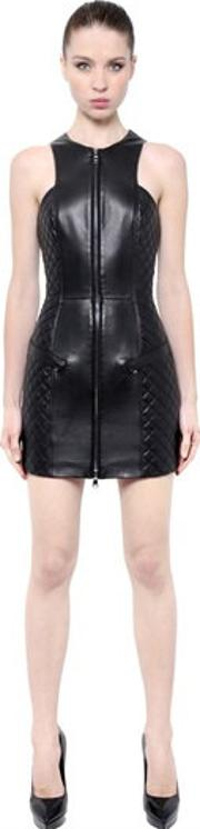 Quilted Nappa Leather Dress