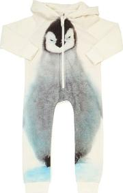 Penguin Organic Cotton Romper