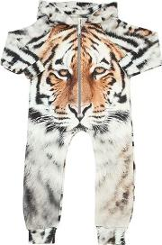 Tiger Organic Cotton Romper