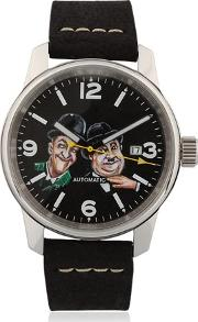 Laurel & Hardy New Vintage Watch
