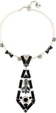 Hey Jude Tie Shaped Necklace