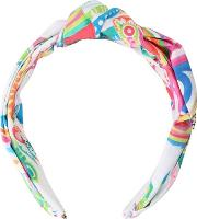 Printed Cotton Poplin Headband