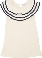 Cotton Rib Jersey Sleeveless Dress