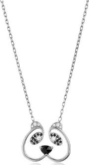 Animaux Sweetie White Gold Necklace