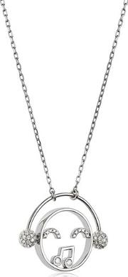 Moyen Dj Pendant Necklace
