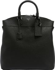 Leisure 14 Northsouth Leather Tote Bag