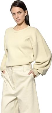 Knit Pique Sweater