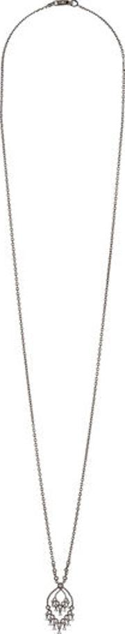 Talitha Gold & Diamond Necklace