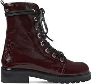 30mm Metermaid Patent Leather Boots