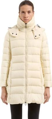 Politeama Quilted Nylon Down Jacket